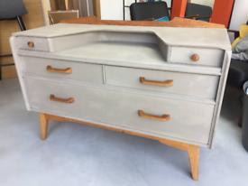 G Plan vintage dresser drawers (E Gomme)