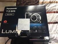 Panasonic Lumix TZ65 digital camera.