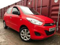 Hyundai i10 1.2 Petrol 2013 Years Mot Low Miles Cheap To Run And Insure £20 Road Tax !