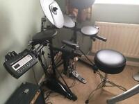 Roland TD3 VDrum Kit with Extrad