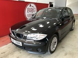 BMW 116i (black) 2005