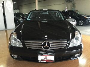 2008 Mercedes-Benz CLS-Class LEATHER|SUNROOF|NAVI|SOLD