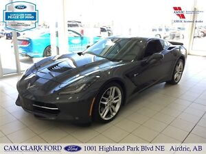 2014 Chevrolet Corvette Stingray Z51 Coupe LT3