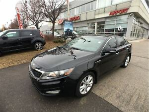 2013 Kia Optima EX, Leather, Bk-Up Cam, Bluetooth