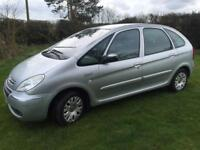 EXCELLENT CHEAP 69K MILE 2005 CITROEN PICASSO 1.6 MANUAL - FULL SERVICE HISTORY & YEARS MOT