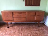 Sideboard vintage 1950s