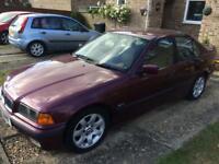 BMW 318 Spares/Repair