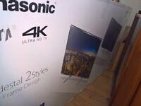 "Panasonic 55"" 4k Ultra HD TV TX-55DX650B"