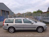2003 Volvo V70 D5 SE★★★DIESEL★★★HEATED LEATHER★★★ALLOYS★★★
