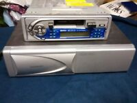 6 x CD Multi Changer with Radio