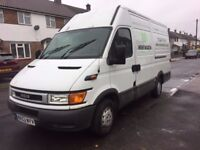 2003 Iveco hightop drives well