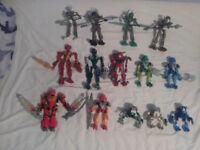 Lego Bionicles bundle