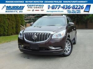 2015 Buick Enclave Leather**Heated Seats, OnStar, Bluetooth**