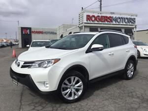 2013 Toyota RAV4 LTD AWD - NAVI - LEATHER - SUNROOF
