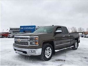2014 Chevrolet Silverado 1500 LTZ - Leather, Bluetooth, Heated &
