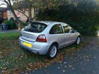 Rover MG ZR Limited Edition 220£