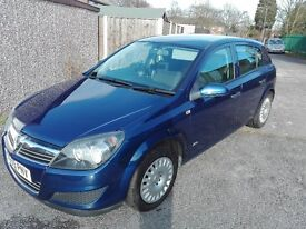 Vauxhall Astra 1.6 Life, Air Con, Full Service History, Cam Belt Done.