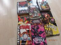 10 Dr Strange graphic novels