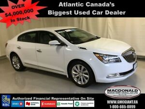 2015 Buick LaCrosse CXL Leather