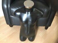 Child mannequin torso