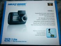 dash cam 212 lite net base new sealed in boxed unwanted gift