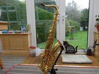 B & M Medusa Tenor saxophone ( Made in Germany) Keilwerth