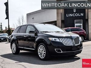 2014 Lincoln MKX Lincoln Certified, navi, roof, 20 whs, -------