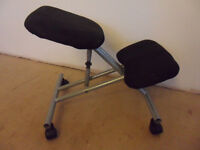 Kneeling chair / stool Ergonomic posture - Pokesdown BH5 2AB