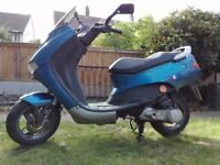 Peugeot Elyseo 50 scooter moped Spares or repair - can deliver locally