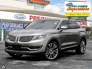 2016 Lincoln MKX Reserve***FULLY JAMMED***