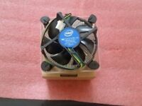 REDUCED Intel LGA1151 Cooler Fan Original Brand New Processor Fan Cooler (no CPU)