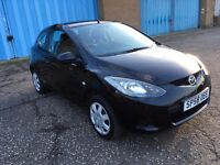 (58) Mazda 2 ts 1.3 , mot - February 2018 , only 70,000 miles ,2 owners,corsa,fiesta,clio,yaris,jazz