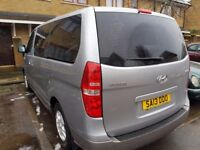 VERY CLEAN HYNDAI i800 8 SEATER FOR QUICK SALE