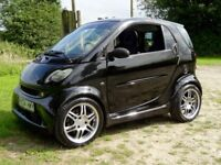 Smart BRABUS ForTwo - Low Miles, Full History, Thousands spent, New tyres/brakes/wheels/coils etc