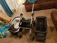 Mamas and Papas MPX Travel System