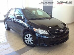 2013 Toyota Corolla * BLUETOOTH * A / C * 0 ACCIDENT *