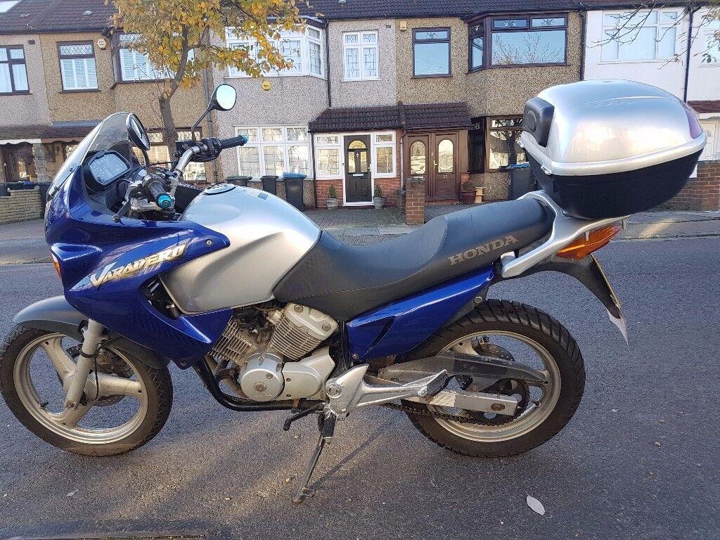 Honda XL 125cc Varadero