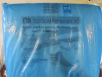 Brand New Mothercare Cot Bed Mattress, new in packaging. Size 70 x 140cm.