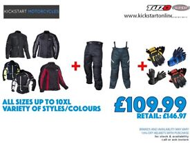 Ladies helmets from £59.99 very nice also jackets gloves boots etc