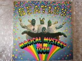 BEATLES MAGICAL MYSTERY TOUR DOUBLE VINYL 45 EP