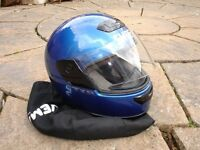 shoei motorcycle helmet size medium