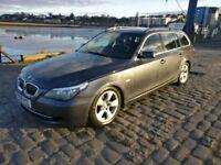 2008 bmw 525 diesel estate new mot £3599