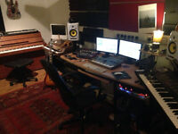 Music Studio to time share