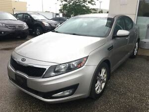 2011 Kia Optima EX | LEATHER | CLEAN CARPROOF | REAR CAM |