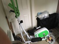 FOR SALE: USED TWICE Cross Trainer. IMMACULATE CONDITION. Collection Only