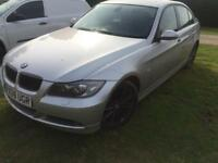 2008 bmw 320d diesel leather I drive system