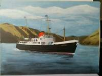 Western Isles Claymore Ferry
