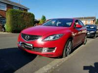 Mazda 6 2.2 2010 R2AA RED 27A BREAKING / PARTS