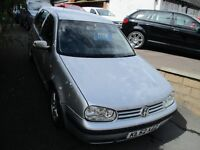VW GOLF 1.6 SE, BARGAIN P/X TO CLEAR
