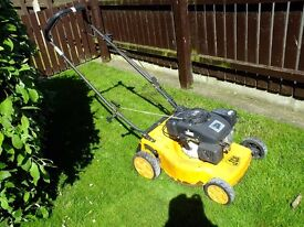 Petrol lawnmower ( parts or repair )